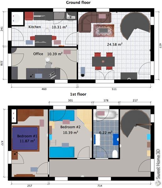 3d home design cad interior design software customize