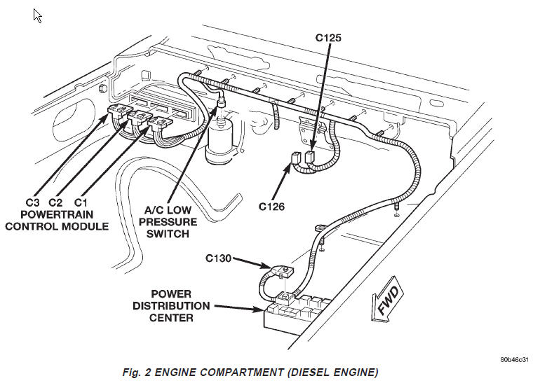c125 idlin your truck page 4 dodge diesel diesel truck resource eaton automatic transmission wiring diagram at bayanpartner.co