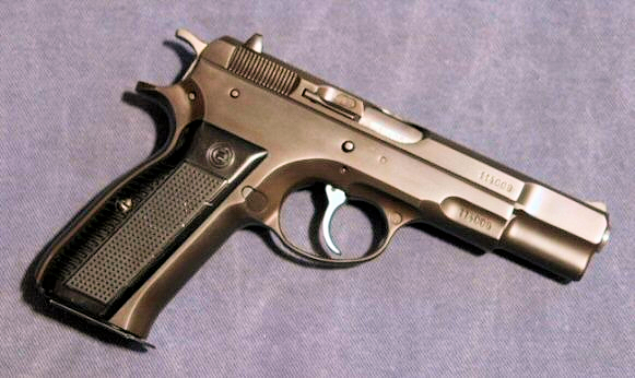 A cool old Cold Warrior CZ75 - Topic