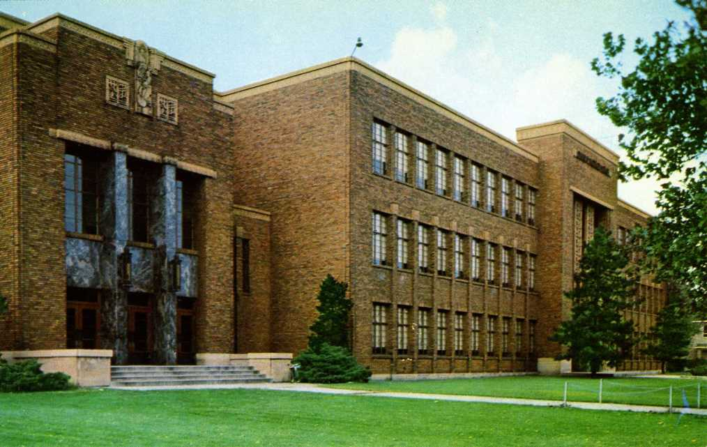 Oliver P. Morton School