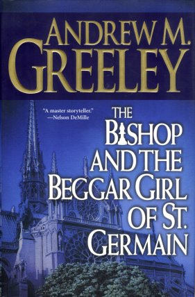 Image for The Bishop and the Beggar Girl of St. Germain
