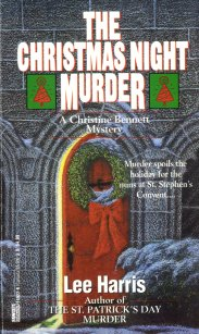 The Christmas Night Murder:  A Christine Bennett Mystery, Harris, Lee