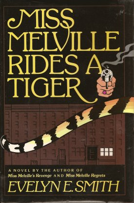 Image for Miss Melville Rides a Tiger