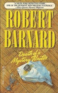 Death of a Mystery Writer, Barnard, Robert