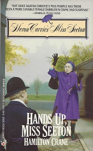Image for Hands Up Miss Seeton