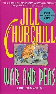 War and Peas, Churchill, Jill