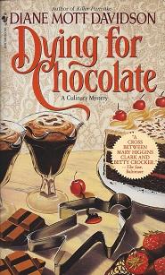 Dying for Chocolate, Davidson, Diane Mott
