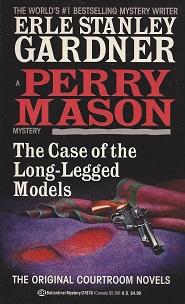 The Case of the Long-Legged Models, Gardner, Erle Stanley