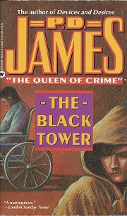 The Black Tower, James, P. D.