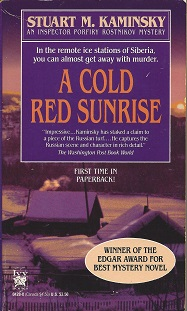 A Cold Red Sunrise, Kaminsky, Stuart M.