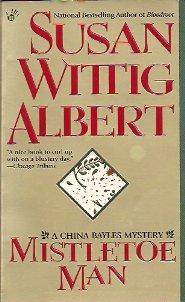 Mistletoe Man, Albert, Susan Wittig