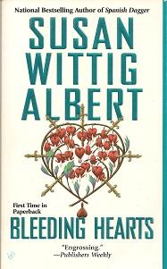Bleeding Hearts, Albert, Susan Wittig
