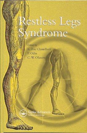 Restless Legs Syndrome, Chaudhuri, K. Ray; Olanow, C. Warren; Odin, Per