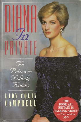 Diana in Private:  The Princess Nobody Knows, Campbell, Lady Colin