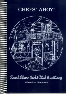 South Shore Yacht Club Auxiliary Cookbook