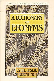 A Dictionary of Eponyms, Beeching, Cyril Leslie