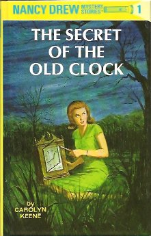 The Secret of the Old Clock, Keene, Carolyn