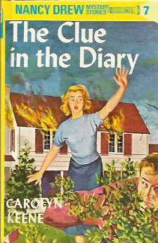 The Clue in the Diary, Keene, Carolyn