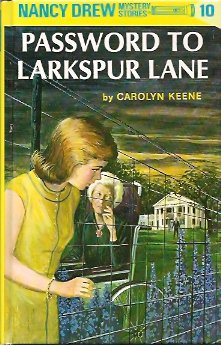 The Password to Larkspur Lane, Keene, Carolyn