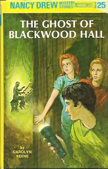 The Ghost of Blackwood Hall, Keene, Carolyn