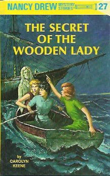 The Secret of the Wooden Lady, Keene, Carolyn