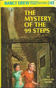 The Mystery of the 99 Steps, Keene, Carolyn