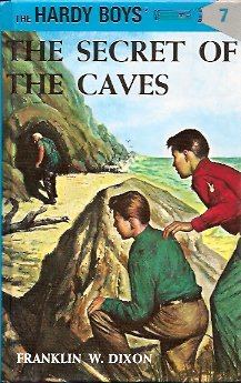 The Secret of the Caves, Dixon, Franklin W.
