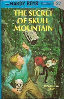 The Secret of Skull Mountain, Dixon, Franklin W.