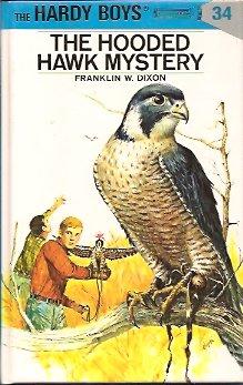 The Hooded Hawk Mystery, Dixon, Franklin W.