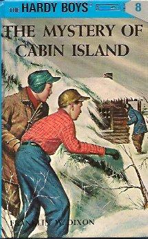 The Mystery of Cabin Island, Dixon, Franklin W.