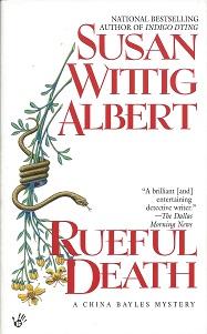 Rueful Death  A China Bayles Mystery, Albert, Susan Wittig