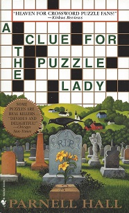 A Clue for the Puzzle Lady, Hall, Parnell