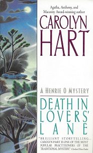 Death in Lovers' Lane, Hart, Carolyn