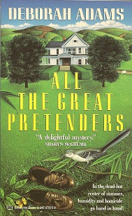 All the Great Pretenders, Adams, Deborah
