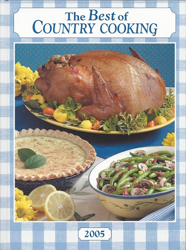 The Best of Country Cooking 2005