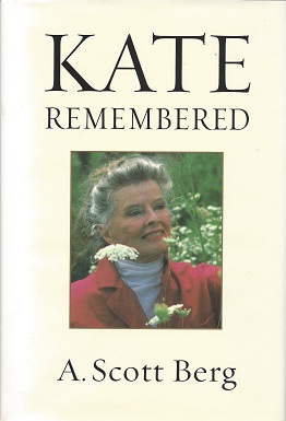 Kate Remembered, Berg, A. Scott