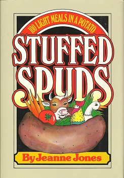 Stuffed Spuds, Jones, Jeanne