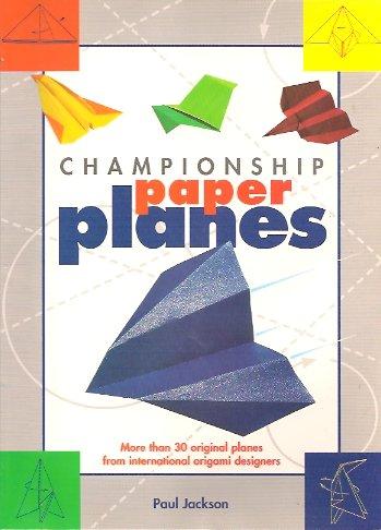 Championship Paper Planes, Jackson, Paul
