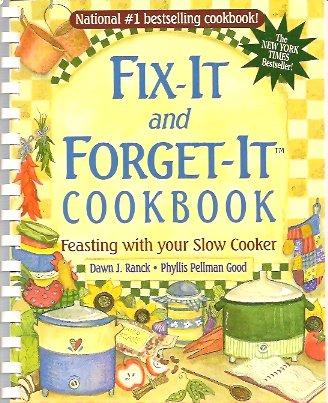 Fix-it And Forget-it Cookbook, Ranck, Dawn J
