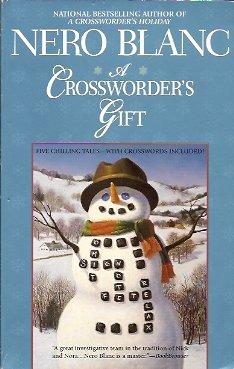 A Crossworder's Gift, Blanc, Nero