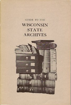 Guide to the Wisconsin State Archives, Delgado, David J.
