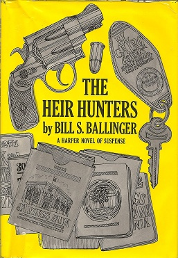 The Heir Hunters, Ballinger, Bill S.