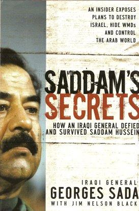 Saddam's Secrets, Sada, Georges Hormuz