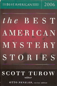 The Best American Mystery Stories 2006, Penzler, Otto; Turow, Scott