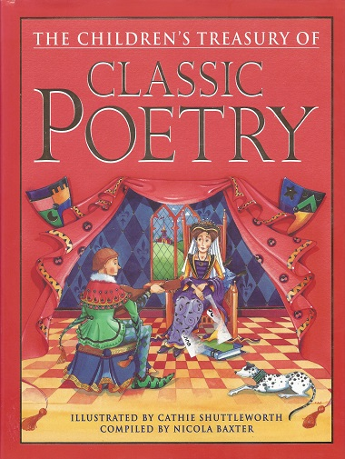 Image for The Children's Treasury of Classic Poetry