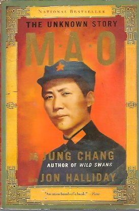 Mao:  The Unknown Story, Chang, Jung; Halliday, Jon