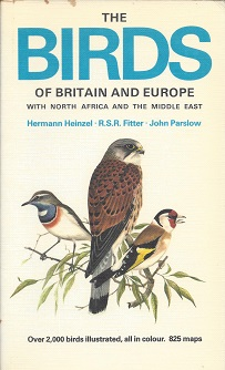 Image for Birds of Britain and Europe with North Africa and the Middle East