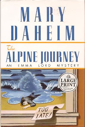 Alpine Journey, Daheim, Mary