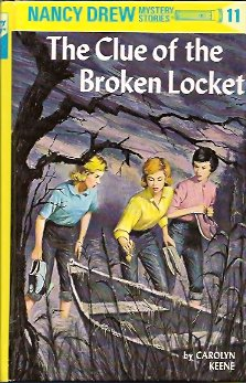 The Clue of the Broken Locket, Keene, Carolyn