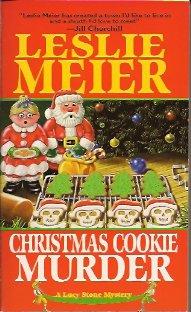 Christmas Cookie Murder, Meier, Leslie
